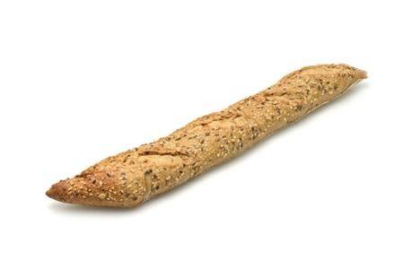 baguete toscana de cereais