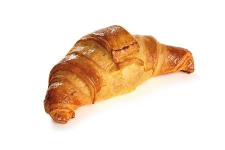 croissant simples folhadas