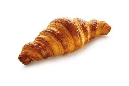 croissant simples manteiga