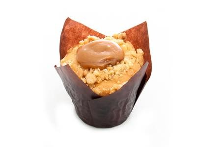 muffin caramelo chocolate
