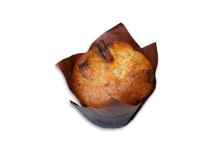 muffin de maca e canela