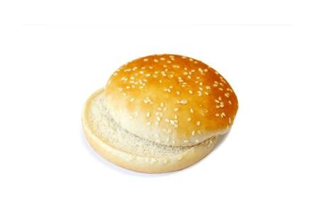 pao de hamburguer 10cm